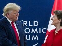 تشکر ترامپ از سوئیس بابت حفاظت از منافع آمریکا در ایران
