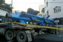 تریلر حملآهن نیمهشب وارد خانهای در شمال تهران شد +عکس
