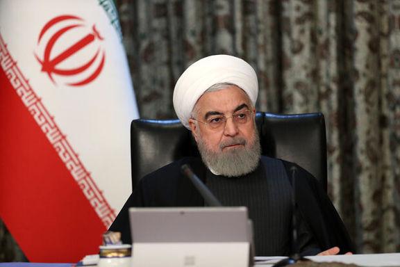 روحانی درگذشت پدر وزیر پیشین نیرو را تسلیت گفت