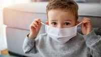 کودکان نباید ماسک بزنند؟
