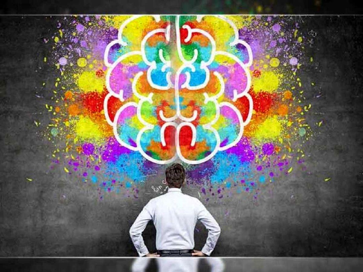 تاثیر رنگ ها بر زندگی و ذهن انسان