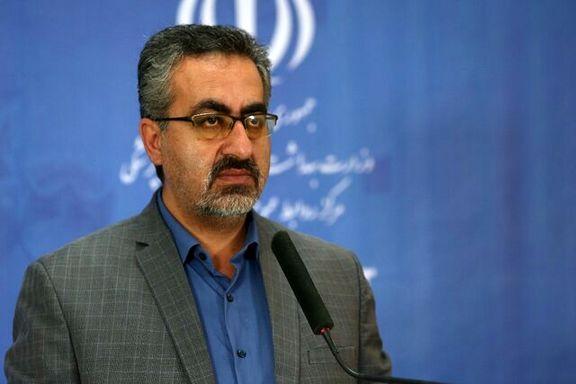 آخرین آمار از فوتیهای کرونا در ایران