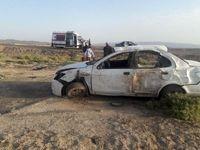 حادثههای رانندگی یک کشته و 3مصدوم داشت