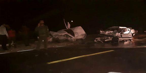 6کشته و 20مصدوم بر اثر حادثه رانندگی