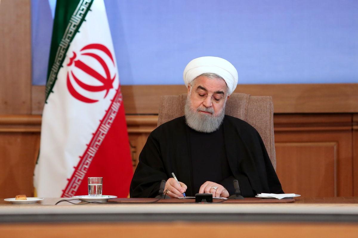 رییسجمهور پس از سفر به لرستان و خوزستان چه نوشت؟