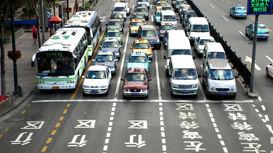 کنترل ترافیک به شیوه چینی
