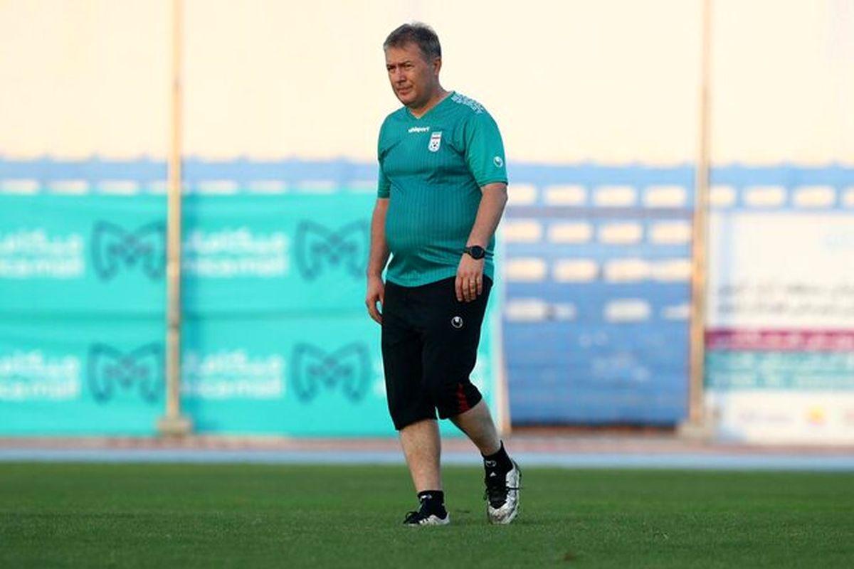اشتباه باور نکردنی اسکوچیچ در اردوی تیم ملی