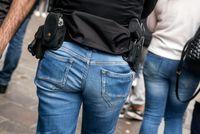سرقت مسلحانه در حضور پلیس مخفی + فیلم