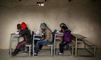 محرومیت ۳میلیونی کودکان از کلاس و مدرسه