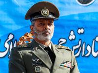 سرلشکر موسوی: نیروهای مسلح در برابر دشمن سدی آهنین است