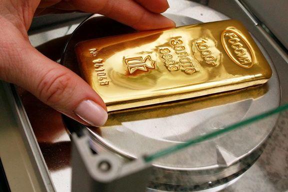 روسیه بزرگترین خریدار طلای جهان شد