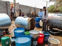 بحران آب در روستا های شهرستان حمیدیه خوزستان + عکس
