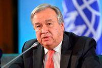 گوترش: بسته شدن بنادر انتقال نفت لیبی نگرانکننده است