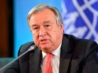 ابراز تأسف گوترش از تحریم ایران در ششمین گزارش قطعنامه۲۲۳۱