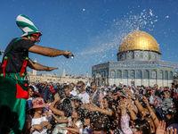 نماز عیدقربان در سراسر جهان +تصاویر