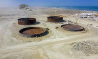 بهره برداری از طرح انتقال نفت گوره-جاسک با حضور رییس جمهور