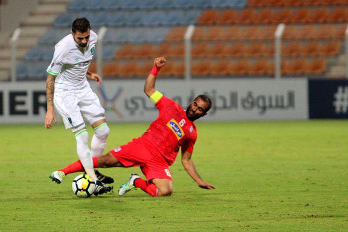 طارمی عامل شکست تراکتورسازی در برابر تیم قطری