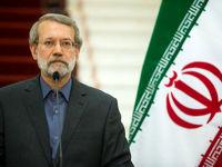 دیدار لاریجانی با رئیسجمهور بلاروس