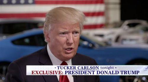 ترامپ: اگر توییتر نبود رییسجمهور نبودم