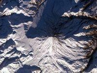 عکس زیبای ناسا از «دماوند»