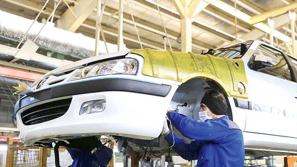 خودروسازان در سال۹۹ چند دستگاه خودرو تولید کردند؟