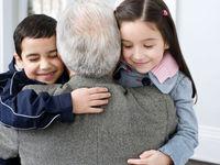 سالمندان؛ مکمل تربیتی کودکان هستند