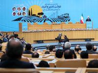روحانی: امروز درباره نتیجه سفر ظریف به فرانسه جلسه داریم/ فرصت دو ماهه بین کاهش تعهدات برجامی، نشانه باز گذاشتن فضای دیپلماسی است