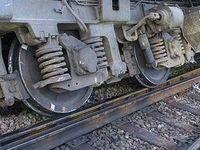 خروج یک قطار باری از ریل در اندیمشک