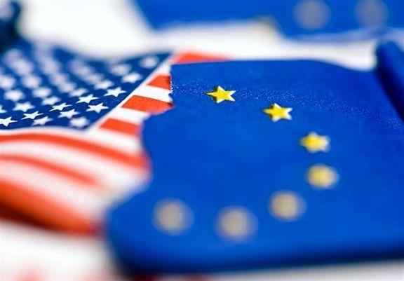 مخالفت پارلمان اروپا با مذاکرات تجاری جدید با آمریکا