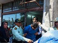 بازسازی صحنه قتل ۲ طلافروش در اصفهان +تصاویر