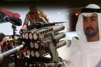 امارات به تکفیریهای لیبی کمک تسلیحاتی میکند