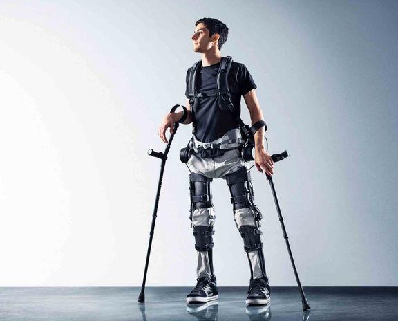 ترکیب جذاب انسان و روبات