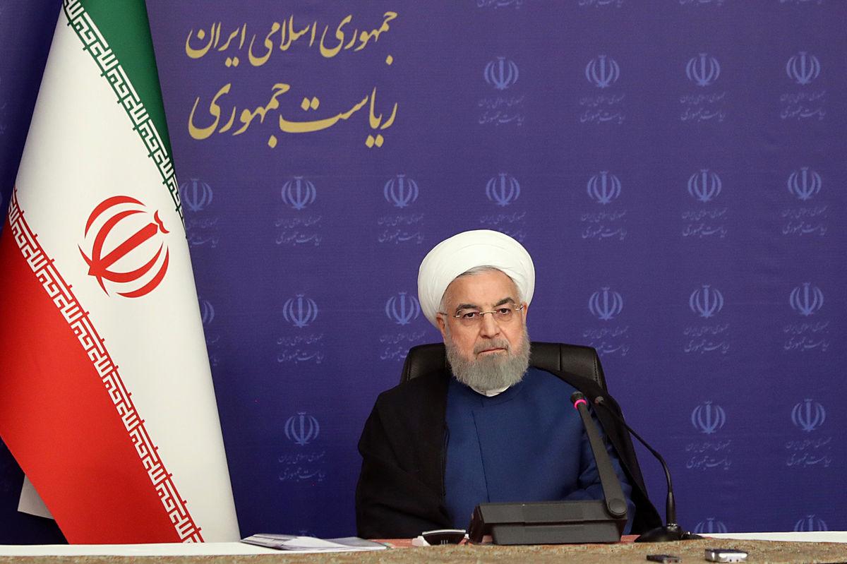 روحانی: معادنِ محبوس شده را آزاد کنید/ ایران، هشتمین فولادساز جهان میشود