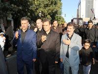 حضور مدیرعامل بانک ملت در مراسم یوم العباس زنجان