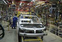 ٣٨ میلیون دلار؛ ارزش صادرات خودرو