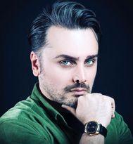 عاشقانه علی زندی برای متین ستوده + عکس