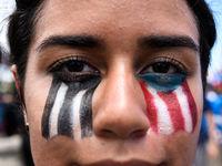 تظاهرات در پورتوریکو +تصاویر