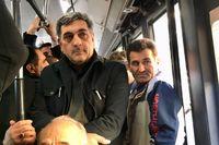 متروسواری سرپرست شهرداری تهران +تصاویر