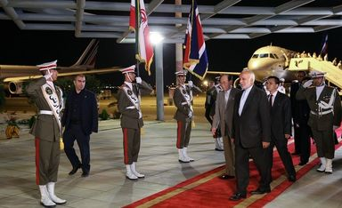 ورود هیات دیپلماتیک کرهشمالی به تهران