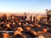 خسارات زلزله در روستای اسبفروشان سراب  آذربایجان شرقی +فیلم