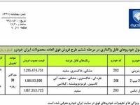 ثبت نام ایران خودرو (لینک ثبت نام دور جدید)