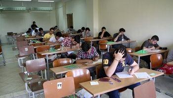 ادعای افشای سؤالات امتحانی فقط کلاهبرداری است