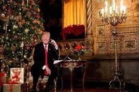 سوال ترامپ از کودک 7 ساله جنجالی شد!