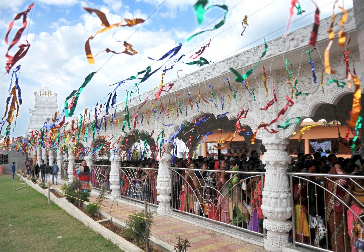 جشنواره هندوها