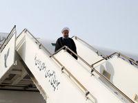 رئیس جمهور شنبه آینده به قزاقستان سفر میکند