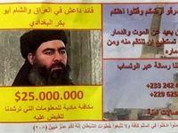 جایزه ۲۵میلیون دلاری برای دستگیری بغدادی +عکس