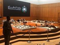 عربستان: حمله به تاسیسات نفتی آرامکو با پشتیبانی ایران صورت گرفت +فیلم