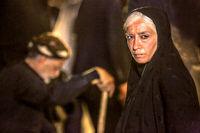 چهره متفاوت خانم بازیگر در فیلم جدیدش +عکس