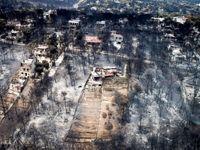 شمار قربانیان آتشسوزی در یونان به ۹۱نفر رسید