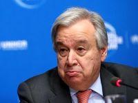 سازمان ملل متحد: کشورها با ایران در مبارزه با کرونا همکاری کنند